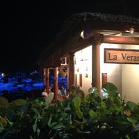 Photo taken at La Veranda by User_Busy on 4/4/2013