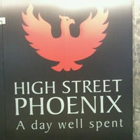 Photo taken at High Street Phoenix by Preetish G. on 10/7/2012