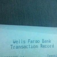 Photo taken at Wells Fargo by Darren D. on 9/20/2012
