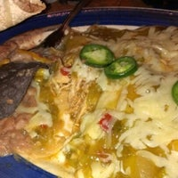 Photo taken at On The Border Mexican Grill & Cantina by Anna A. on 11/25/2012