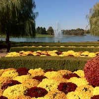 ... Photo Taken At Chicago Botanic Garden By Bill A. On 10/8/2012 ...