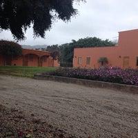 Photo taken at Santiago Queirolo  Pachacamac by Daniel S. on 5/24/2014