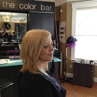 Photo taken at Bryan Roberts Salon & Color Bar by Eve H. on 7/24/2013