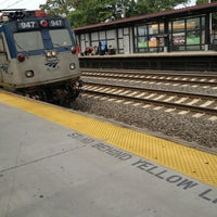 Photo taken at NJT - Metropark Station (NEC) by Saurav on 7/12/2013