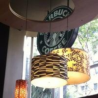 Photo taken at Starbucks by Sergio B. on 7/4/2013