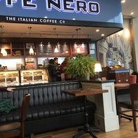 Photo taken at Caffé Nero by Safak on 1/18/2017
