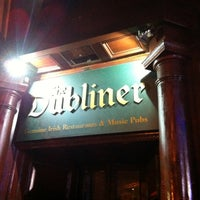 Photo taken at The Dubliner by Pieter O. on 5/22/2013