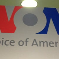 Photo taken at Voice of America by Mariangela R. on 2/14/2013