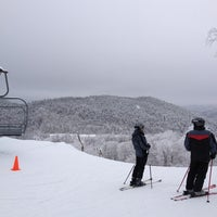 Photo taken at Cannon Mountain Ski Area by Sammy on 3/5/2013