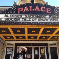 Photo taken at The Palace Theatre by Donald L. on 5/2/2013