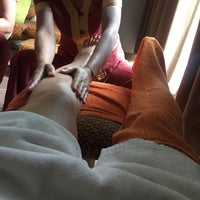 Photo taken at Phu Massage Spa by Жанна Ж. on 12/21/2016