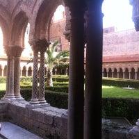 Photo taken at Duomo di Monreale by martin p. on 4/6/2013