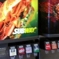 Photo taken at Subway by Ck H. on 10/2/2012