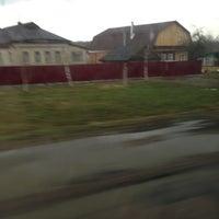 Photo taken at Автобус №325 by Dash M. on 4/24/2013