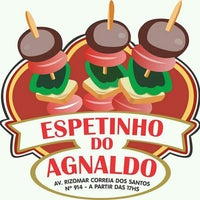 Photo taken at Churrasquinho do Agnaldo by Kaline K. on 4/22/2013