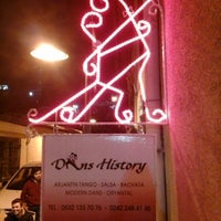 Photo taken at Dans History by Emre A. on 11/20/2013
