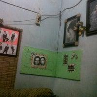 Photo taken at njank's blue room by fajarsyah a. on 2/16/2013