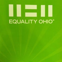 Photo taken at Equality Ohio by Joe L. on 9/14/2012