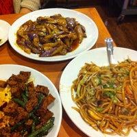 Photo taken at Taste of Sichuan Beaverton by SAC on 9/3/2013