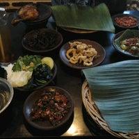 Photo taken at Waroeng SS by arinda n. on 12/18/2012