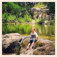 Photo taken at Austin Nature & Science Center by Christopher C. on 7/3/2013