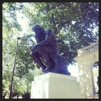 Photo taken at Rodin Museum by Ksenia on 5/26/2013