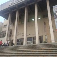 Photo taken at Biblioteca Departamental Jorge Garcés Borrero by Davincho C. on 6/3/2015