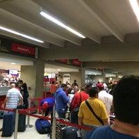 Photo taken at Alfonso Bonilla Aragón International Airport (CLO) by Davincho C. on 10/15/2014