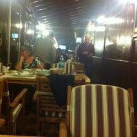 4/19/2013 tarihinde Arsel🔱ziyaretçi tarafından Hasanaki Balık Restaurant'de çekilen fotoğraf