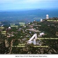 Photo taken at Kitt Peak National Observatory by Millie R. on 6/5/2013