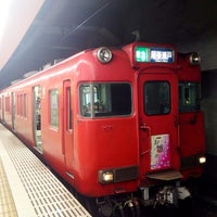Photo taken at Sakaemachi Station (ST01) by Aki on 2/5/2014