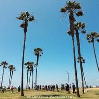 Foto tirada no(a) Mission Beach Park por Karen C. em 5/12/2015
