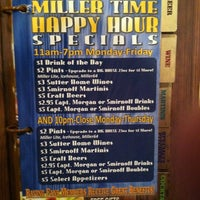 Photo taken at Miller's Fort Lauderdale Ale House Restaurant by Brandi S. on 7/25/2013