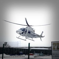 Photo taken at HeliExpress by Anton P. on 2/3/2013