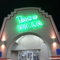 Photo taken at Taco Villa by Chad P. on 8/2/2013