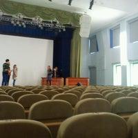 Photo taken at Інстытут журналістыкі БДУ / Институт журналистики БГУ / Institute of Journalism BSU by Юля И. on 9/27/2012