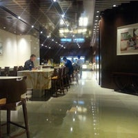 Photo taken at SIA SilverKris Lounge (Terminal 3) by Khalid A. on 12/3/2012