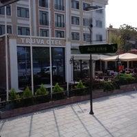 9/18/2012 tarihinde Oğuzhan A.ziyaretçi tarafından Büyük Truva Oteli'de çekilen fotoğraf
