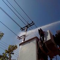 Photo taken at นิคมอุตสาหกรรมภาคเหนือ จ.ลำพูน by Chiangmai B. on 12/14/2012