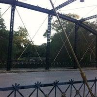 Photo taken at Brackenridge Park by Alfred M. on 10/23/2012
