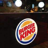 Photo taken at Burger King by Silvia Regina M. on 1/29/2013
