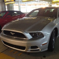 Photo taken at Hertz by Philip N. on 2/27/2013