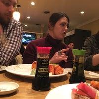 Photo taken at Samurai Sushi by Sara on 3/13/2018