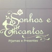 Photo taken at Sonhos e Encantos by André Luís B. on 8/25/2014
