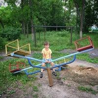 Photo taken at Детская площадка by Maria on 6/24/2015
