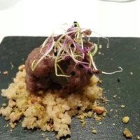Photo taken at Restaurante Sandó by Antonio D. on 12/12/2012