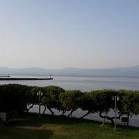 Photo taken at Negroponte Resort Eretria by Владимир К. on 6/8/2018