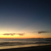 Photo taken at El Porto Beach by Jason B. on 10/16/2012