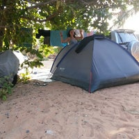 Photo taken at Camping do Serrote by Theo L. on 12/31/2014