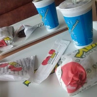 Photo taken at Subway by Sicília S. on 1/5/2013